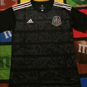 Clearance Mexico 2019 new men's jersey S-4xl
